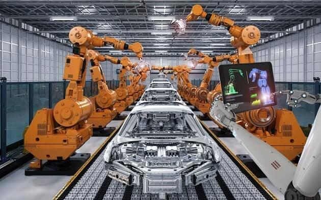 empresas de transformación manufactureras